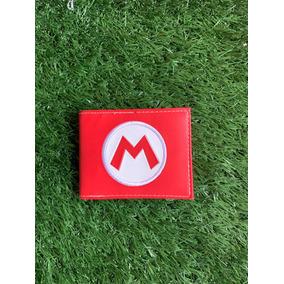Billetera Mario Bros
