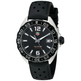 Reloj De Acero Tag Heuer Formula 1, 41 Mm, Waz1110.ft8023