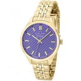 b545881672e Relógio Champion Feminino Dourado Prova 50 M Barato Cn27527d