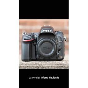 Oferta Por Motivo De Viaje Cámara Nikon D610