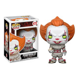 Funko Pop Payaso It Pennywise With Boat 472