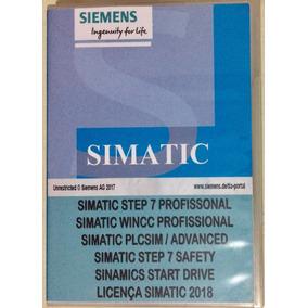 Siemens Tia Portal V15 Com 4 Dvd E Frete Grátis