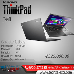 Lenovo Thinkpad T440. Technology Sales Outlet
