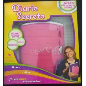 Diario Secreto Con Contrasena De Ninas Juegos Y Juguetes En