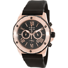 f0e6250c1030 Correas Para Relojes Bulova 98b104 - Reloj para Hombre en Mercado ...