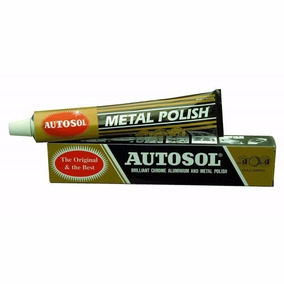 Pasta De Polir Autosol - 100g