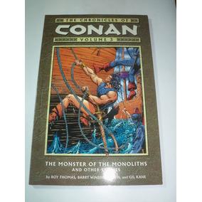 Encadernado The Chronicles Of Conan Vol 3 (dark Horse 2005)