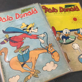 Pato Donald (1966 A 1978) 94 Gibis