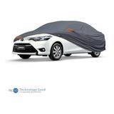 Cobertor De Auto Toyota Yaris Sedan Hasta 2014 Funda Forro