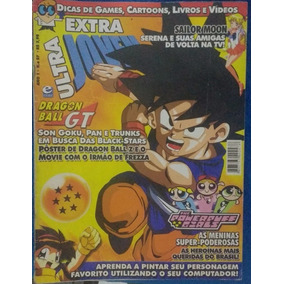 Revista Ultra Jovem Edição Extra Ano 01 N° 07