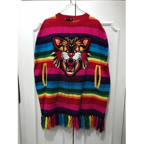 Capa Multicolor Tipo Gucci 1:1