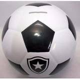 Cofre Em Formato De Bola Do Botafogo Futebol Toca O Hino f58e6ec7be438