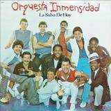 Vinil Coleccion Orquesta Inmensidad La Salsa De Hoy Bs 3500