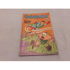 Gibi Cebolinha Nº 44 - Editora Abril - Agosto 1976
