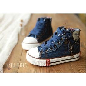 616c56d5e40 Tenis Importado Jeans - Tênis no Mercado Livre Brasil