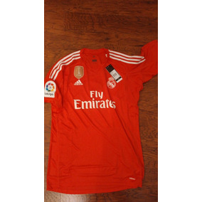 332d6e3f93d68 Jersey adidas Real Madrid 17-18 Portero Local Original C num