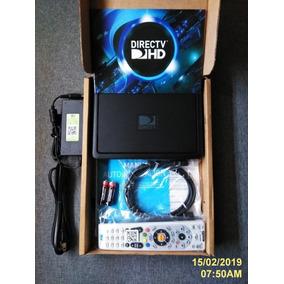 Kit Directv Hd Plus Dvr Lh26 Decodificador, Antena Y Cables