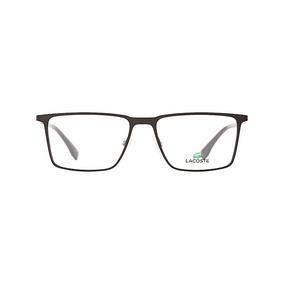 8c1a75055aef4 Armação Óculos De Grau Lacoste Masculino L2242 002