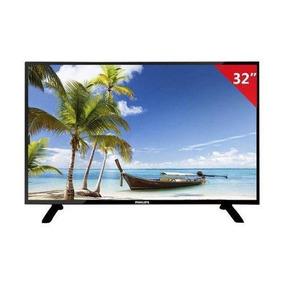 Tv Led Philips 32 32phd5101 Conversor Digital Usb Hdmi Hd