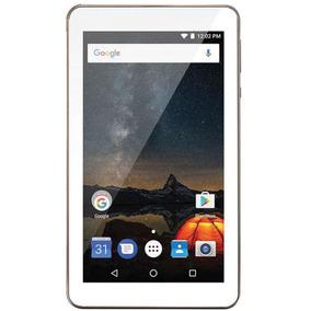 Tablet Dourado M7s Quad Core 8g Tela 7 Pol Multilaser