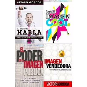 1d2915404e1db Kit 4 De Victor Gordoa - Alvaro Gordoa El Metodo Habla
