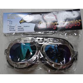 Óculos Steampunk Goggles - Óculos no Mercado Livre Brasil f0fdb657fc