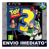 Toy Story 3 The Video Game Ps3 Mídia Digital Psn Prmoção
