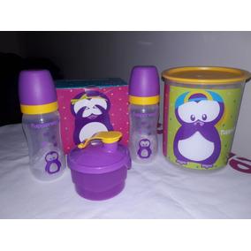 Mamadeira Tupperware Kit