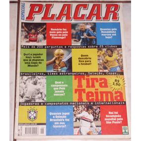 380c44d007 Revista Placar Tira Teima 2017 - Coleções e Comics no Mercado Livre ...