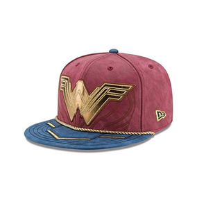 Gorra New Era Wonder Woman en Mercado Libre México 5bba85b5729
