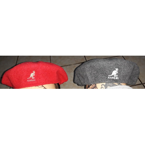 2 Sombreros - Boinas Sunstoppers Marca Kangol En Lana. 8105ed15795