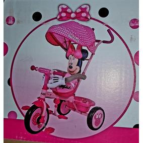 Triciclo Minnie Disney Modelo 2019 Bebitos Orig Casa Valente
