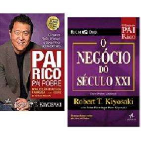 Kit Pai Rico / Negócio Do Seculo Xxi (2 Livros)