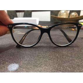 Óculos Armações Gucci no Mercado Livre Brasil 11c24d3ccf