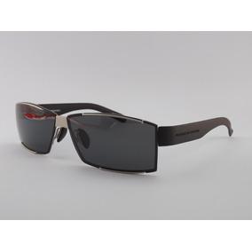 2fe21d0c4c861 Óculos De Sol Porsche Design Lançamento Preto-prata Vip