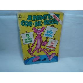 Gibi A Pantera Cor De Rosa Especial Nº 2- Ed. Abril / 1987!