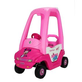 Auto De Arrastre Minnie