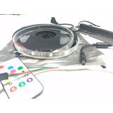 Kit Tira Led Inteligente 150 Led Chip Ws2811 +fte+ctrl