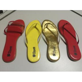 Sandálias Feminina D+mais