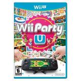 Nintendo Wii Party U Juego Solo - No Hay Control Remoto Incl