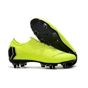Chuteira Nike Vapor Trava Mista - Chuteiras no Mercado Livre Brasil 2351002bb7d09