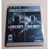 Ps3 - Black Ops I - Ii Combo