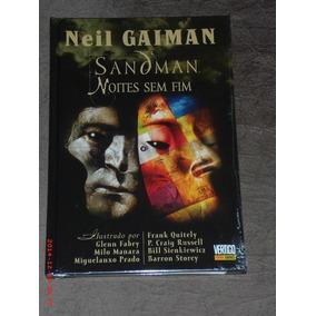 Quadrinho Sandman Noites Sem Fim