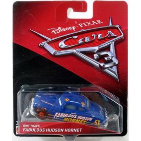 Disney Cars 3 Dirt Track Fabulous Hudson Hornet