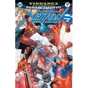 Hq Superman Action Comics Nº 14 Ed Mai/2018 - Vingança
