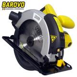 Sierra Circular Barovo 7-1/4 Guia Laser 1200 W Profesional