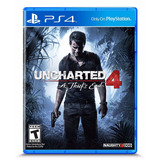 ..:: Uncharted 4 A Thiefs End ::.. Para Playstation 4