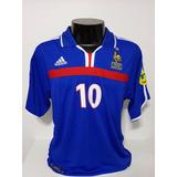 Camisa Franca Zidane - Camisa França Masculina no Mercado Livre Brasil e4428af6a4c24