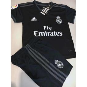 Conjuntos De Futbol Para Ninos Del Real Madrid Nuevo en Mercado ... 21befabe5df7c