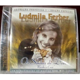 cd ludmila ferber cantarei para sempre